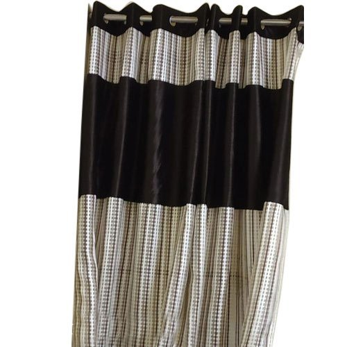 Long Crush Fancy Curtain Size: 2Mtr Ready