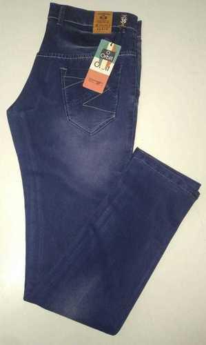 Skin Friendly Jeans Pants Size: Customized