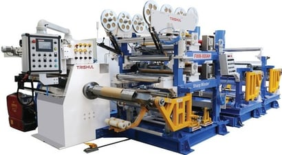 Lv Foil Fully Automatic Lv Foil Winding Machines Certifications: Iso-9001:2018