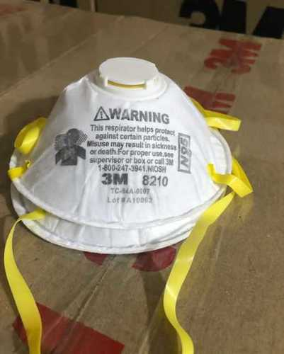 3m N95 Particulates Face Mask