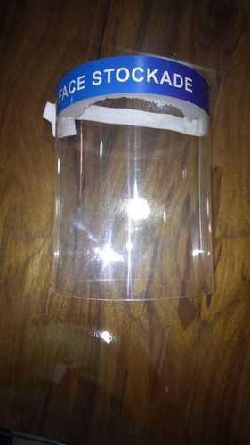 Acrylic Transparent Face Shield