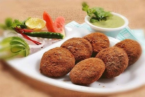 Authentic Classic Chicken Shaami Kababs