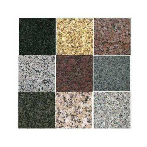 Custom Color Granite Floor Tiles