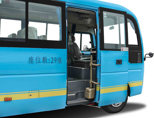 Electric Outswing Bus And Vehicle Door Opening System (EOM100)