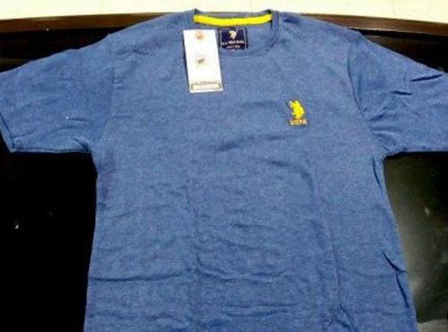 Half Sleeve Lycra Cotton T-Shirt