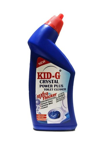 Kid G Crystal Power Plus Toilet Cleaner