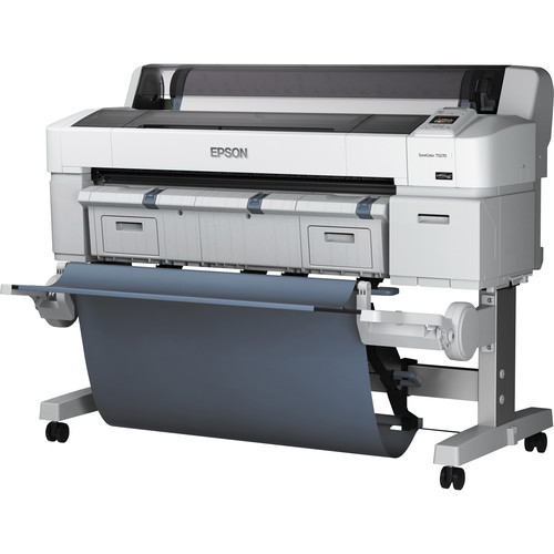 Large Format Inkjet Printer With Error Status Features