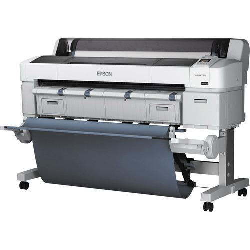 Large Format Inkjet Printer With Error Status Light