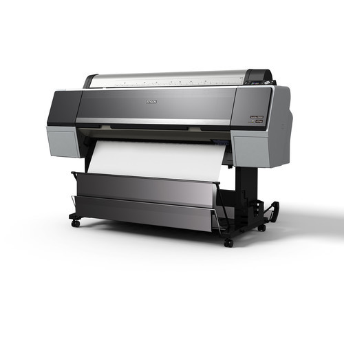 Large Format Inkjet Printer With LCD Screen
