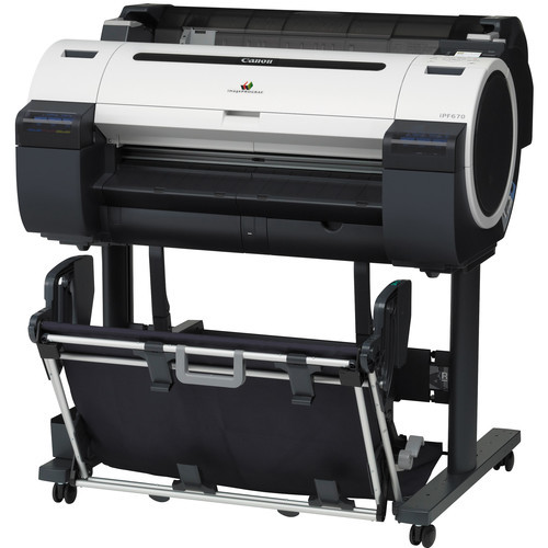 Large Format Inkjet Printer with Stand