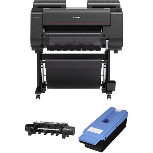 Large Format Printer Roll System Kit