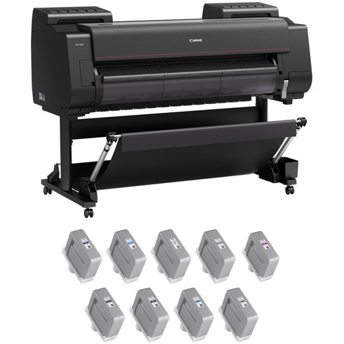 Large Format Printer With LCD Touch Screen