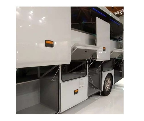 Manual Bus Luggage Door Opening System (PLM200)