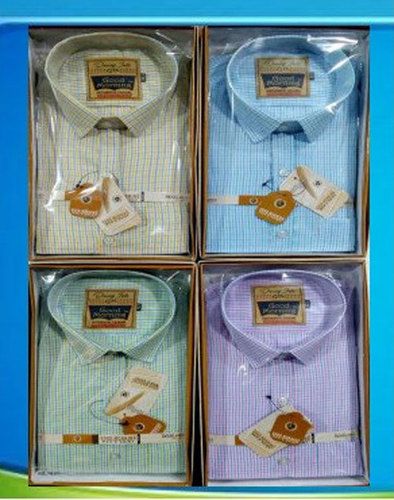 White Mens Attractive Party Wear Shirt