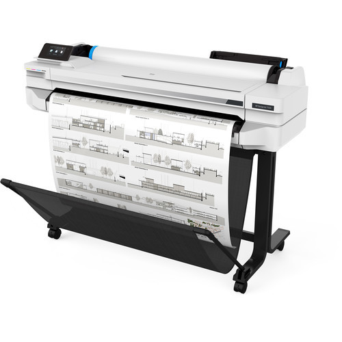 Printer Compatible with Sheet And Roll Based Media