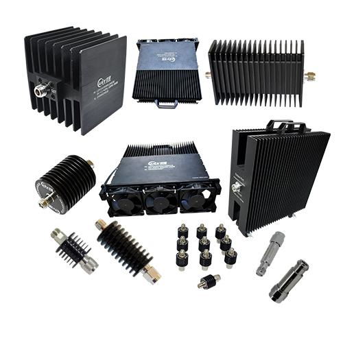 Radio Frequency Coaxial Attenuator