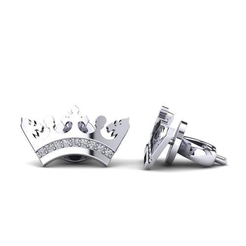 Silver Ball Stud Earring