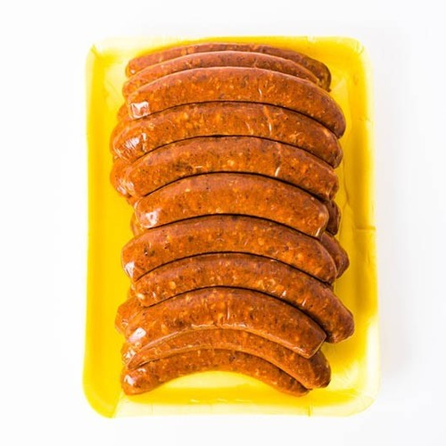 Spicy Chicken Sausages
