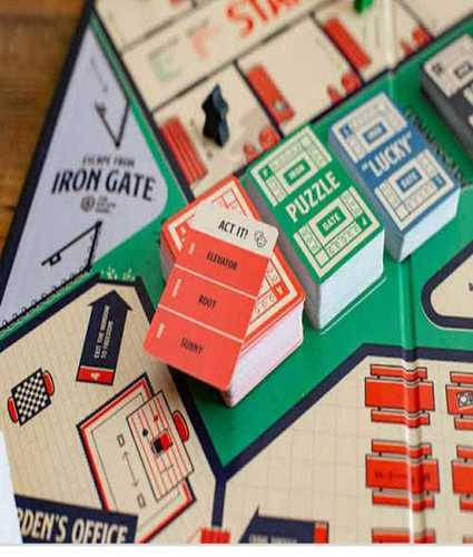 Square Indoor Board Game