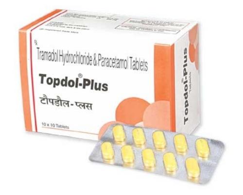 Topdol Plus Tablet