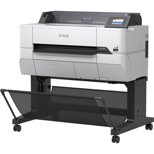 Touch Screen Large Format Printer