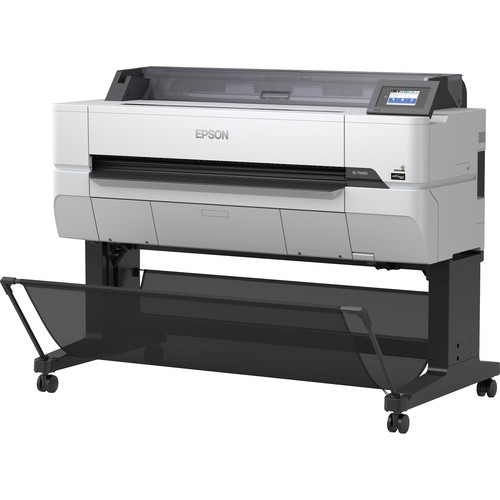 Touchscreen Large Format Printer