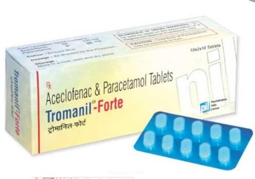 Tromanil Forte Tablet