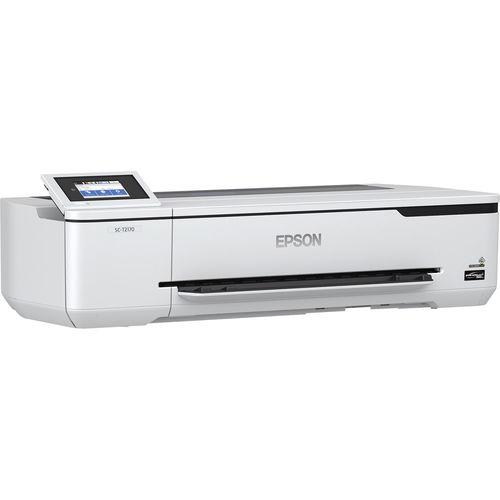 White Colored Wireless Inkjet Printer