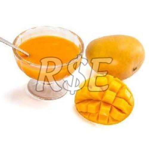Yellow Alphonso Mango Pulp