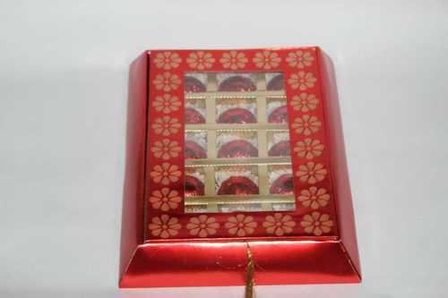 18 Pieces Dry Fruits Chocolates