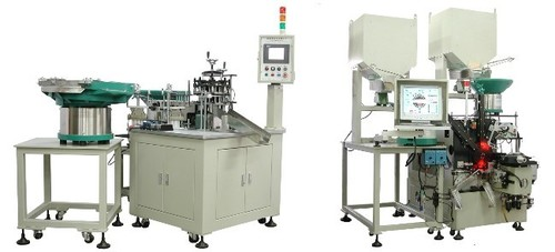Automatic Core Filling Tapping and Testing Machine