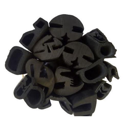 Black Epdm Rubber Beading
