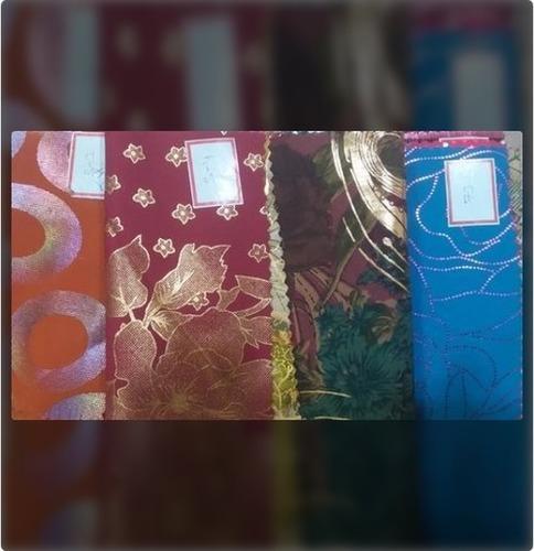 Designer Floral Pattern Sofa Fabric