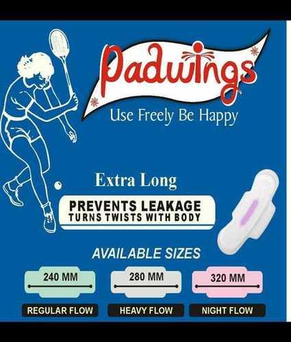 Extra Long Sanitary Pads