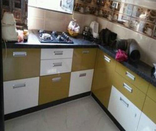 Laminate Designer Modular Kitchen