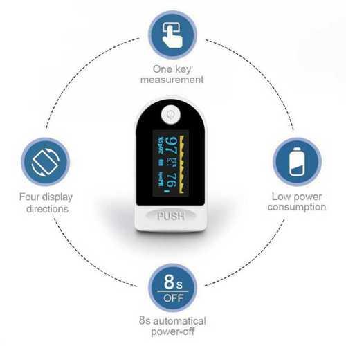 Led Digital Pulse Oximeter