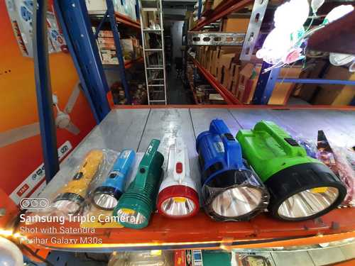 Light Weight Led Torches