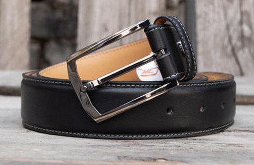 Mens Formal Genuine Leather Belt