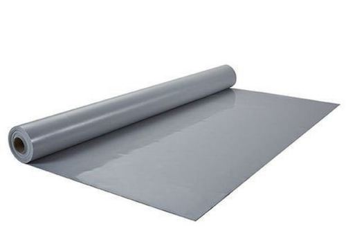 Grey PVC Waterproofing Membrane Roll