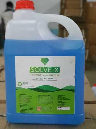Solvex Alcohol Based Hand Sanitizer