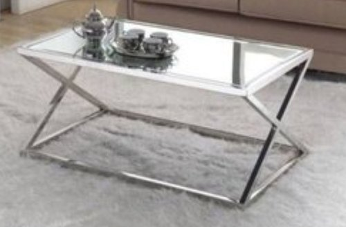 Ss Steel Center Table
