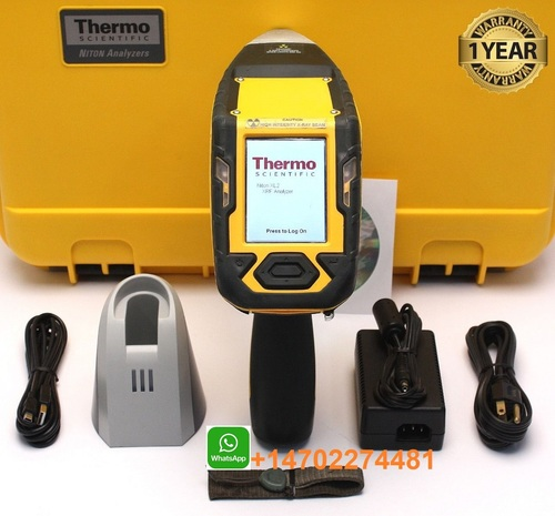 Thermo Scientific Niton XL2 800 Metal Alloy XRF Analyzer
