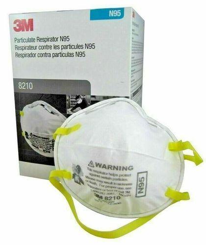 White Color N 95 Face Mask