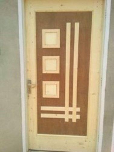 Wooden Design Door