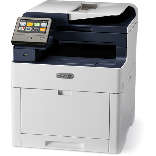 All in One Color Laser Printer With Wifi