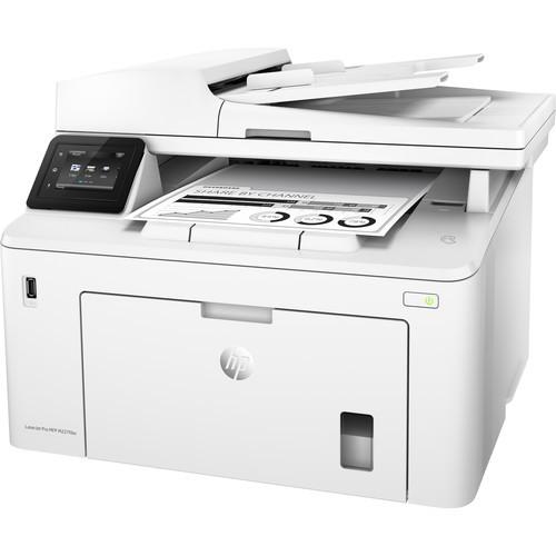 Automatic All in One Monochrome Laser Printer