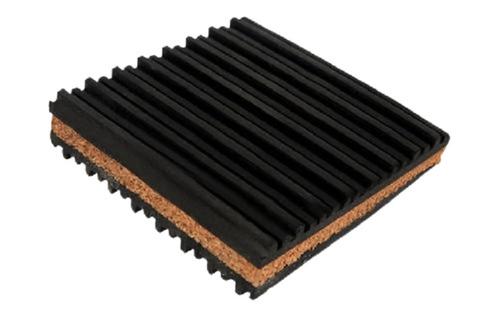 Black Cork Sandwich Pad