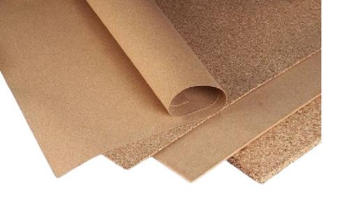 Brown Agglomerated Cork Sheet