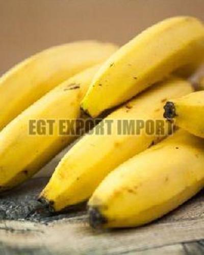 Fresh Yellow Banana Fruits