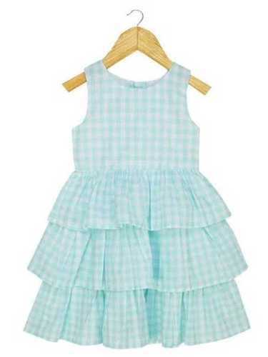 Girls Kids Sleeveless Dress